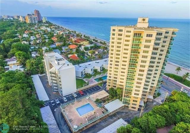 1151 N Fort Lauderdale Beach 3C, Fort Lauderdale, FL 33304 (#F10250185) :: Ryan Jennings Group