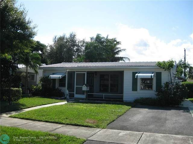 5265 NE 3rd Ave, Oakland Park, FL 33334 (MLS #F10250241) :: Miami Villa Group