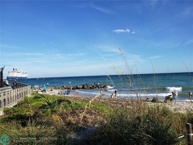 600 NE 2nd St #316, Dania Beach, FL 33004 (#F10250253) :: Baron Real Estate
