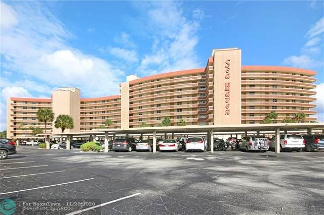 2731 NE 14th St #116, Pompano Beach, FL 33062 (#F10250262) :: Posh Properties
