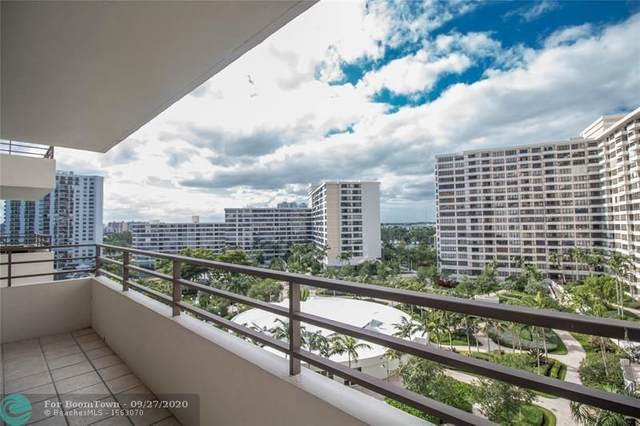 2500 Parkview Dr #1019, Hallandale, FL 33009 (MLS #F10250307) :: Berkshire Hathaway HomeServices EWM Realty