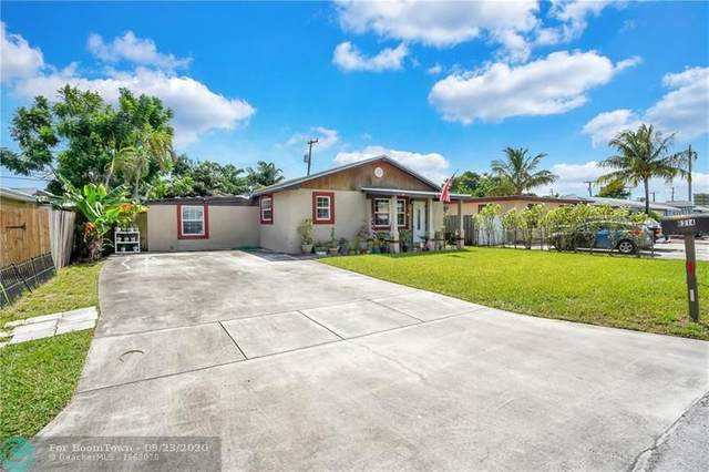 6314 Taylor St, Hollywood, FL 33024 (MLS #F10250322) :: Cameron Scott with RE/MAX