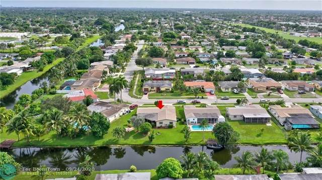 6921 NW 9th Ct, Margate, FL 33063 (MLS #F10250348) :: United Realty Group