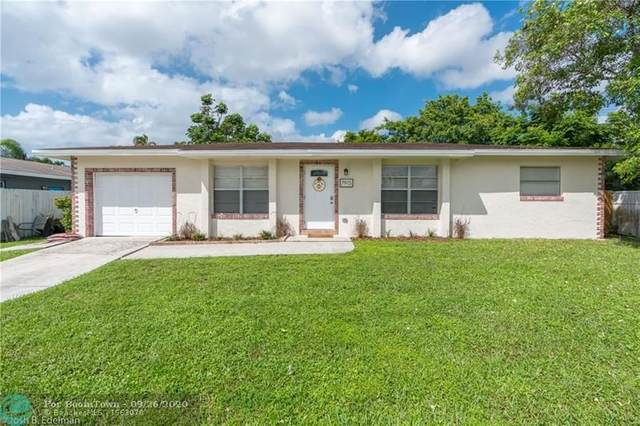 7915 NW 8th Ct, Margate, FL 33063 (MLS #F10250480) :: United Realty Group