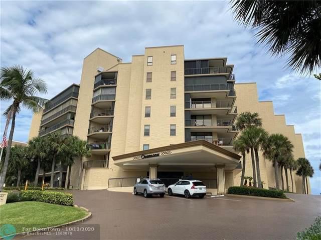 1167 Hillsboro Mile #208, Hillsboro Beach, FL 33062 (#F10250550) :: Baron Real Estate