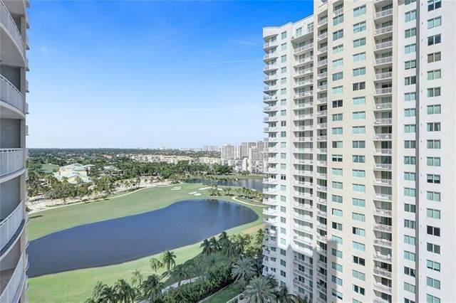 1745 E Hallandale Beach Blvd 1606W, Hallandale, FL 33009 (MLS #F10250552) :: Green Realty Properties