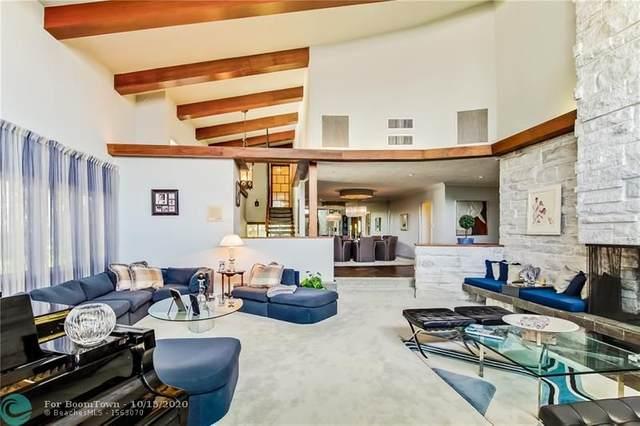 10 Tahoe Ln, Sea Ranch Lakes, FL 33308 (MLS #F10250626) :: GK Realty Group LLC