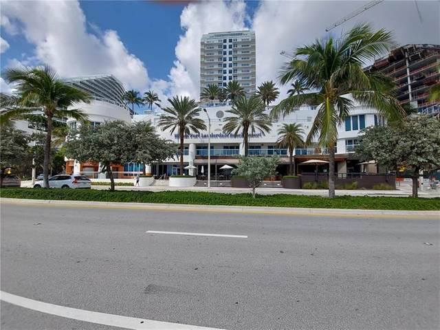 505 N Fort Lauderdale Beach Blvd #608, Fort Lauderdale, FL 33304 (#F10250647) :: The Rizzuto Woodman Team
