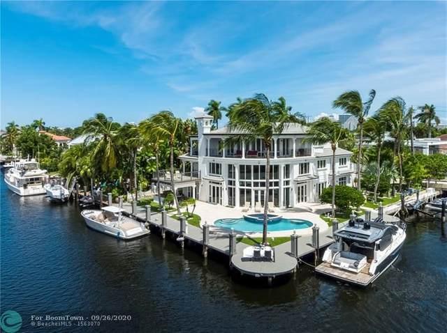 21 NE Seven Isles Dr, Fort Lauderdale, FL 33301 (MLS #F10250658) :: Berkshire Hathaway HomeServices EWM Realty
