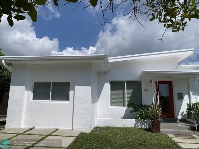 415 Fairway Dr, Miami Beach, FL 33141 (MLS #F10250946) :: Berkshire Hathaway HomeServices EWM Realty