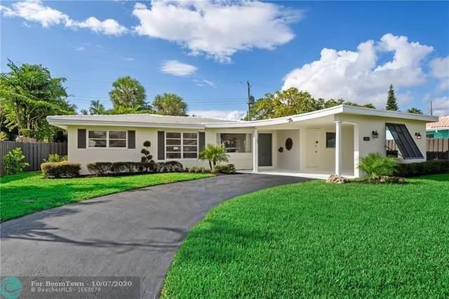 2168 NE 61st Ct, Fort Lauderdale, FL 33308 (MLS #F10251057) :: Miami Villa Group