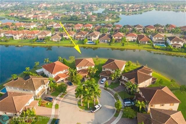 8599 Lakeside Dr, Parkland, FL 33076 (#F10251103) :: Signature International Real Estate
