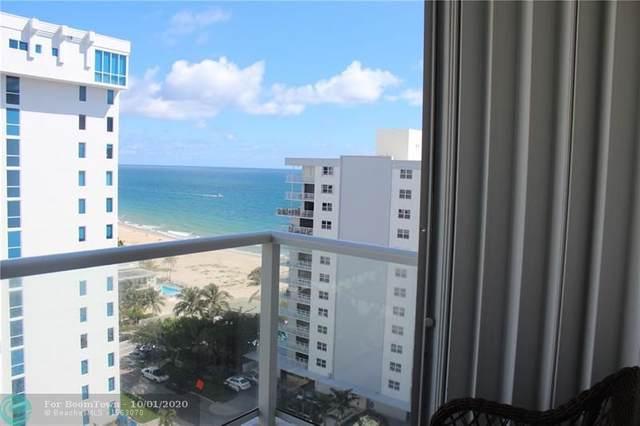 1000 S Ocean Blvd 15-J, Pompano Beach, FL 33062 (MLS #F10251115) :: Castelli Real Estate Services