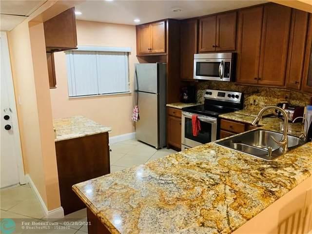 8834 W Mcnab Rd #101, Tamarac, FL 33321 (#F10251120) :: Michael Kaufman Real Estate