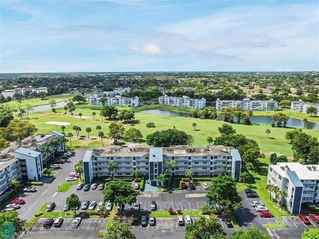 7640 NW 18th St #203, Margate, FL 33063 (MLS #F10251430) :: Green Realty Properties