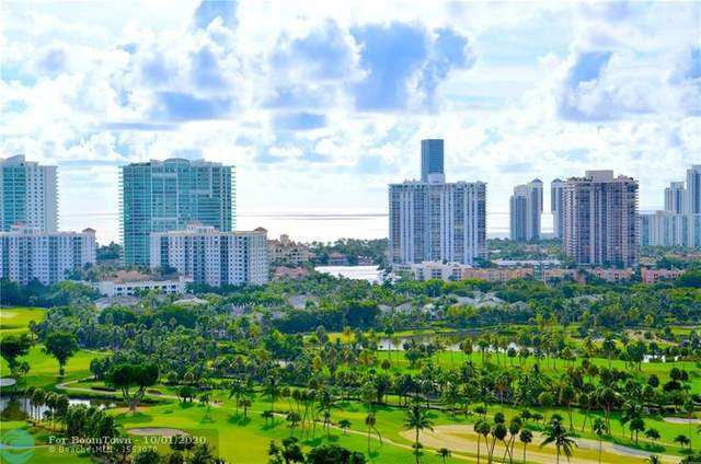 20335 W Country Club Dr #2504, Aventura, FL 33180 (#F10251544) :: Baron Real Estate