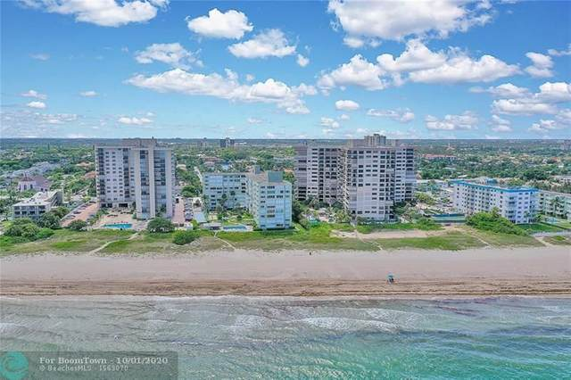 1850 S Ocean Blvd #305, Lauderdale By The Sea, FL 33062 (MLS #F10251546) :: Berkshire Hathaway HomeServices EWM Realty