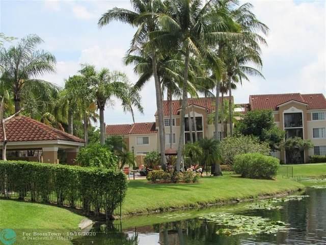 2123 Renaissance Blvd #107, Miramar, FL 33025 (MLS #F10251586) :: Berkshire Hathaway HomeServices EWM Realty