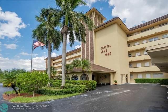 4100 Crystal Lake Dr #301, Deerfield Beach, FL 33064 (MLS #F10251592) :: Berkshire Hathaway HomeServices EWM Realty