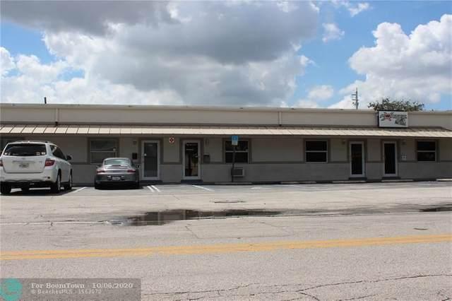 696 SW 15th St #696, Pompano Beach, FL 33060 (MLS #F10251719) :: Berkshire Hathaway HomeServices EWM Realty