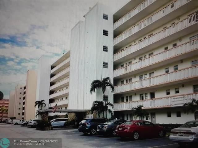 1001 NE 14th Ave #406, Hallandale Beach, FL 33009 (#F10251849) :: Baron Real Estate