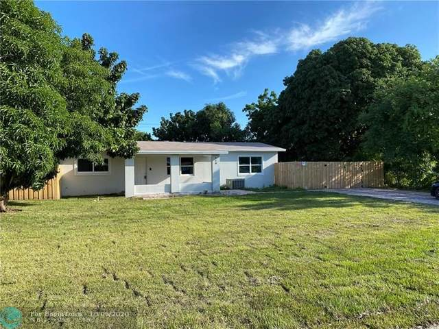 649 NW 42nd St, Oakland Park, FL 33309 (MLS #F10251876) :: Berkshire Hathaway HomeServices EWM Realty