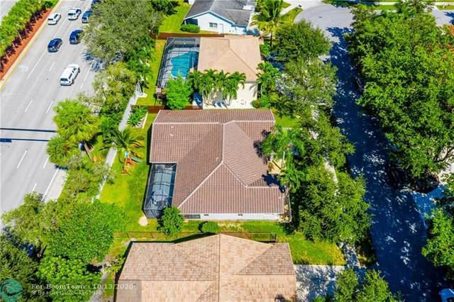 5161 NW 45th Ter, Coconut Creek, FL 33073 (MLS #F10251989) :: Berkshire Hathaway HomeServices EWM Realty