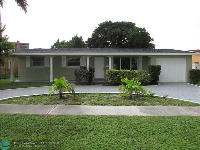 4008 Adams St, Hollywood, FL 33021 (MLS #F10251996) :: THE BANNON GROUP at RE/MAX CONSULTANTS REALTY I