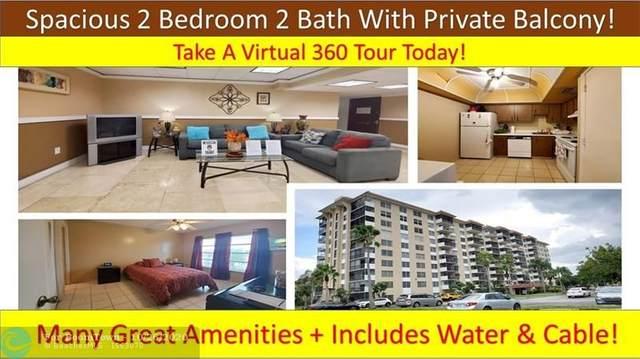 4174 Inverrary Dr #513, Lauderhill, FL 33319 (#F10252009) :: Posh Properties