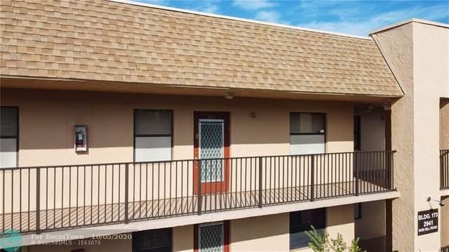 2941 N Nob Hill Rd #303, Sunrise, FL 33322 (#F10252059) :: Posh Properties
