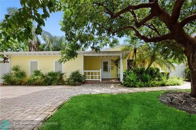 1632 N Victoria Park Rd, Fort Lauderdale, FL 33305 (MLS #F10252078) :: Berkshire Hathaway HomeServices EWM Realty