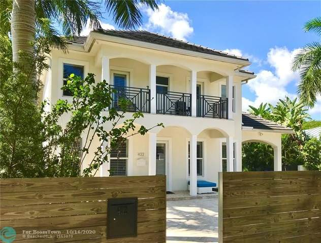 433 NE 12th Ave, Fort Lauderdale, FL 33301 (MLS #F10252131) :: The Howland Group