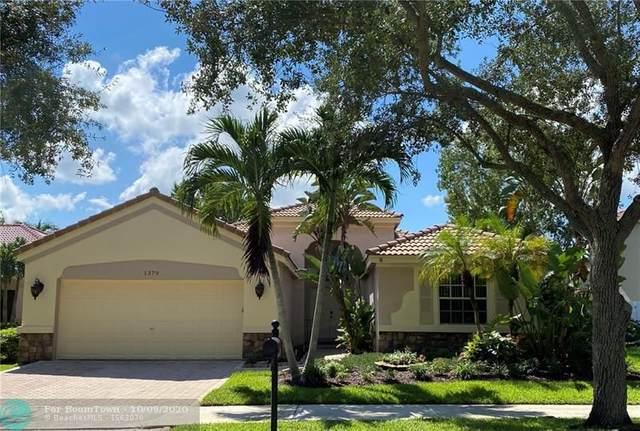 1379 Meadows Blvd, Weston, FL 33327 (MLS #F10252205) :: Berkshire Hathaway HomeServices EWM Realty