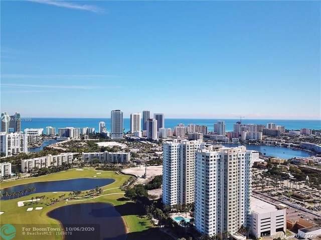 1745 E Hallandale Beach Blvd 1206W, Hallandale, FL 33009 (MLS #F10252303) :: Berkshire Hathaway HomeServices EWM Realty