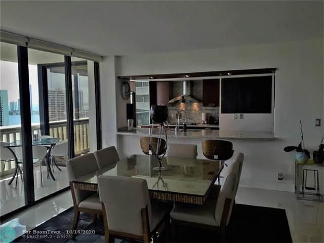 1000 W Island Blvd #2805, Aventura, FL 33160 (MLS #F10252344) :: Berkshire Hathaway HomeServices EWM Realty