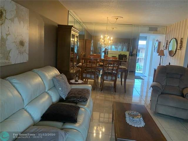 2861 NW 47th Ter 404B, Lauderdale Lakes, FL 33313 (MLS #F10252394) :: Castelli Real Estate Services