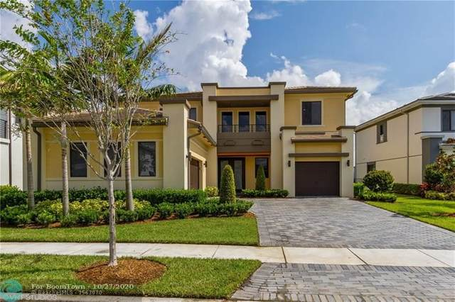 10555 Cobalt Ct, Parkland, FL 33076 (MLS #F10252459) :: The Paiz Group