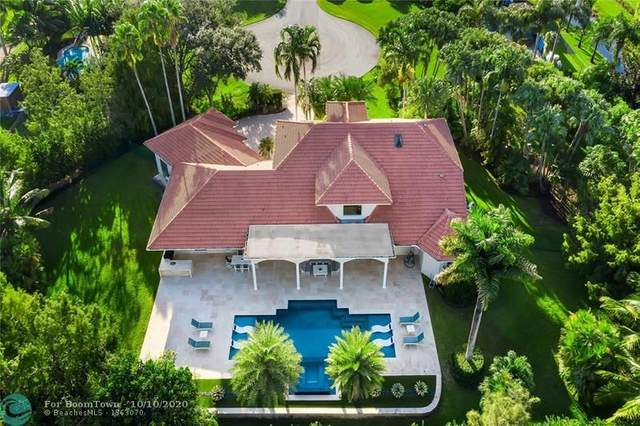 12345 NW 14th Street, Plantation, FL 33323 (MLS #F10252552) :: Berkshire Hathaway HomeServices EWM Realty