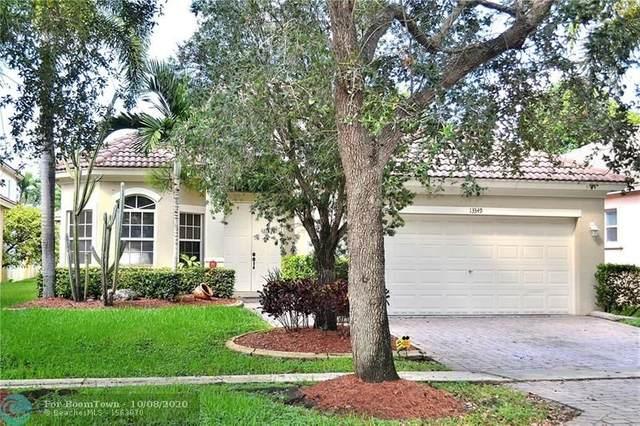 13349 SW 32nd St, Miramar, FL 33027 (MLS #F10252661) :: Berkshire Hathaway HomeServices EWM Realty