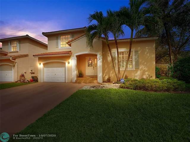 6151 NW 42nd Ter, Coconut Creek, FL 33073 (MLS #F10252673) :: Castelli Real Estate Services