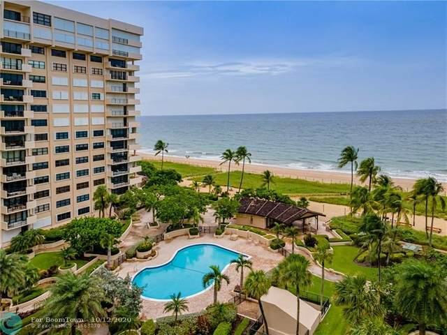 5100 N Ocean Blvd #312, Lauderdale By The Sea, FL 33308 (MLS #F10252727) :: Castelli Real Estate Services