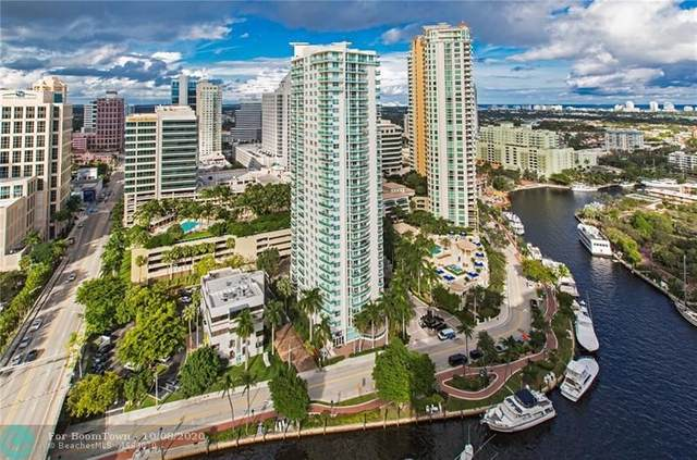 347 N New River Dr #2408, Fort Lauderdale, FL 33301 (#F10252733) :: Posh Properties