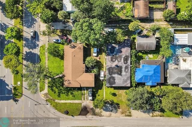 406 SW 10th St, Fort Lauderdale, FL 33315 (MLS #F10252770) :: Berkshire Hathaway HomeServices EWM Realty