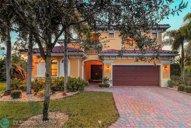 10360 Candleberry St, Parkland, FL 33076 (MLS #F10252899) :: GK Realty Group LLC