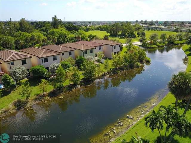 5707 NW 47th Ave, Tamarac, FL 33319 (MLS #F10253068) :: Castelli Real Estate Services