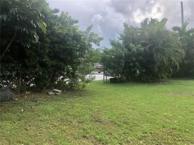 5337 Pembroke Rd, Hollywood, FL 33021 (#F10253077) :: Posh Properties