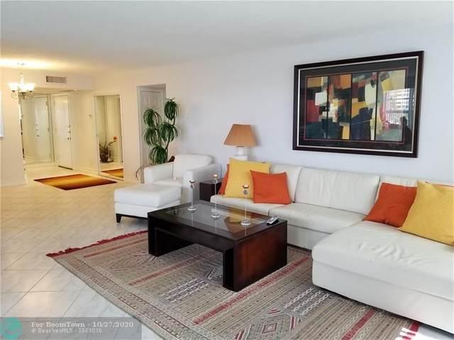 3430 Galt Ocean Dr #411, Fort Lauderdale, FL 33308 (#F10253198) :: Posh Properties