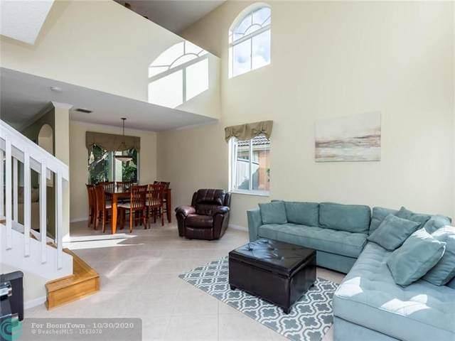 5119 Heron Ct, Coconut Creek, FL 33073 (MLS #F10253570) :: Castelli Real Estate Services