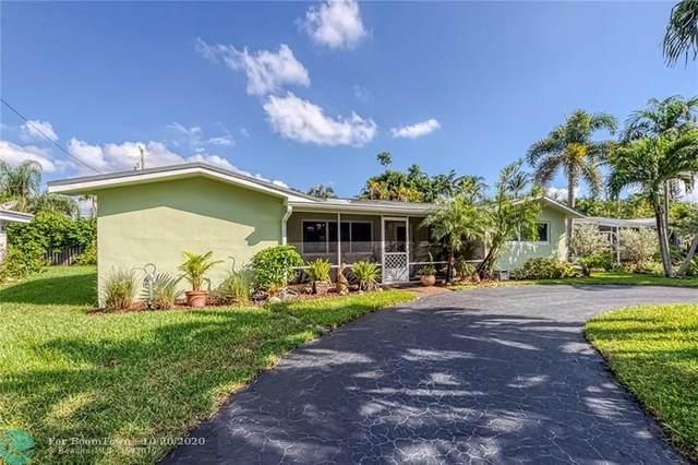1701 NE 27th Dr, Wilton Manors, FL 33334 (MLS #F10253706) :: Castelli Real Estate Services