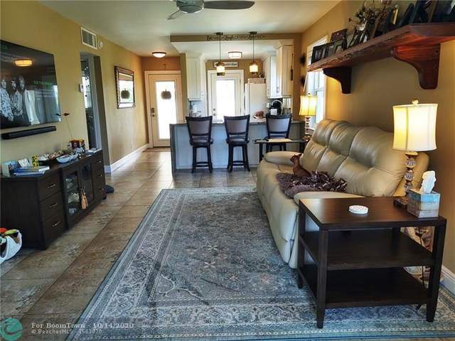 3216 SE 8TH St #301, Pompano Beach, FL 33062 (MLS #F10253716) :: Berkshire Hathaway HomeServices EWM Realty